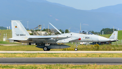 52-8854 - McDonnell Douglas F-15J Eagle - Japan - Air Self Defence Force (JASDF)