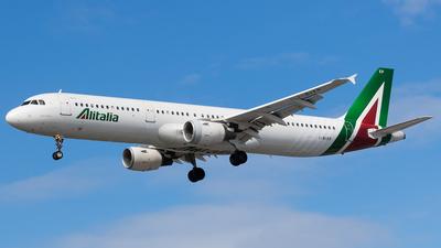 I-BIXP - Airbus A321-112 - Alitalia