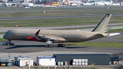 F-WZFF - Airbus A350-941 - Qatar Airways