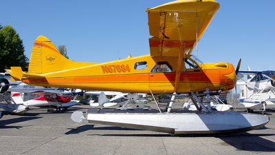 N67684 - De Havilland Canada DHC-2 Mk.I Beaver - Trophy Salmon Fishing