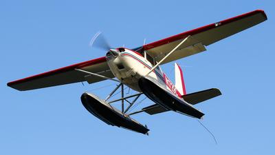 A picture of N1729C - Cessna 180 - [30429] - © C. v. Grinsven