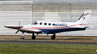 N340DJ - Cessna 340A - Private
