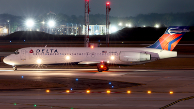 A picture of N946AT - Boeing 7172BD - Delta Air Lines - © Misael Ocasio Epicaviation47