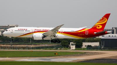 B-7839 - Boeing 787-9 Dreamliner - Hainan Airlines