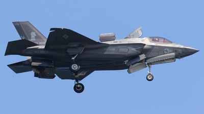 169294 - Lockheed Martin F-35B Lightning II - United States - US Marine Corps (USMC)