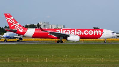 HS-XTJ - Airbus A330-343 - Thai AirAsia X