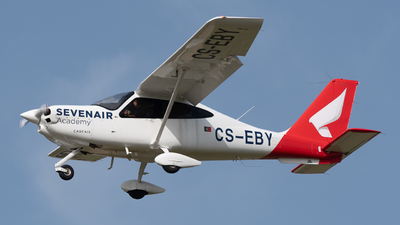 CS-EBY - Tecnam P2010 - Seven Air