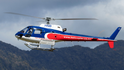 A picture of ZKHNB - Eurocopter AS350 B2 - [2279] - © Sandra