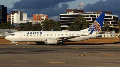 A picture of N27246 - Boeing 737824 - United Airlines - © Carlos Alberto Rubio Herrera