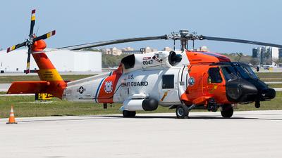 6047 - Sikorsky MH-60T Jayhawk - United States - US Coast Guard (USCG)