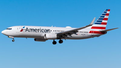 A picture of N937AN - Boeing 737823 - American Airlines - © Ricky Teteris