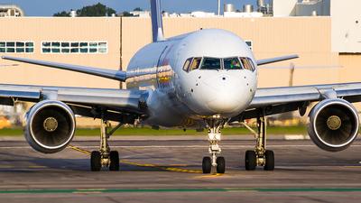 N942FD - Boeing 757-225(SF) - FedEx