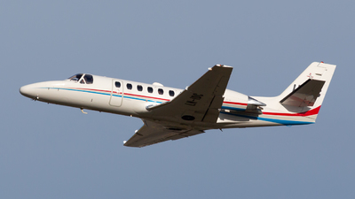 LN-IDC - Cessna 560 Citation Encore - Hesnes Air