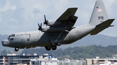 65-0984 - Lockheed WC-130H Hercules - United States - US Air Force (USAF)