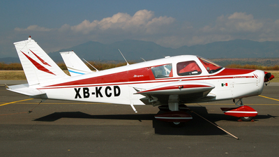 XB-KCD - Piper PA-28-140 Cherokee - Private