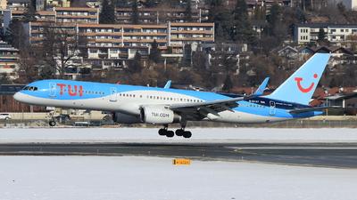 G-BYAY - Boeing 757-204 - TUI
