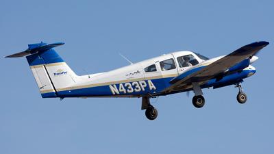 N433PA - Piper PA-44-180 Seminole - Private