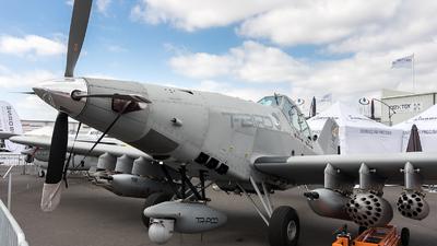 LZ-SAX - Thrush Aircraft Thrush 510G - Private