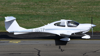 F-HLTP - Diamond DA-40 Diamond Star - Private