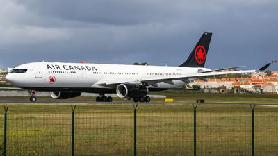 CS-TOU - Airbus A330-343 - Air Canada