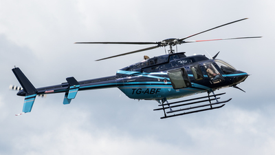 TG-ABF - Bell 407GX - Private
