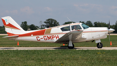 C-GMPH - Piper PA-24-250 Comanche - Private