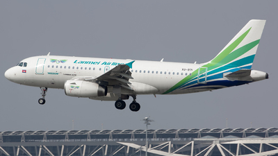 XU-971 - Airbus A319-131 - Lanmei Airlines