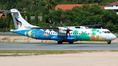 HS-PGG - ATR 72-212A(500) - Bangkok Airways
