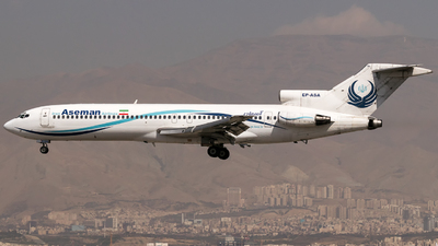 EP-ASA - Boeing 727-228(Adv) - Iran Aseman Airlines