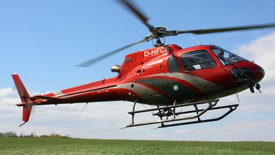 D-HFCE - Aérospatiale AS 350BA Ecureuil - Helipoland