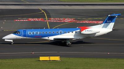 G-RJXJ - Embraer ERJ-135LR - bmi Regional