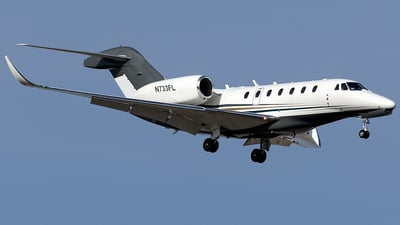 N733FL - Cessna 750 Citation X - Flight Options