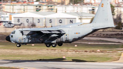 T.10-03 - Lockheed C-130H Hercules - Spain - Air Force