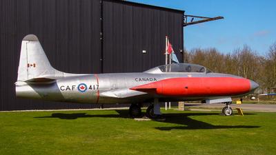133417 - Canadair T-33A-N Silver Star - Canada - Royal Canadian Air Force (RCAF)