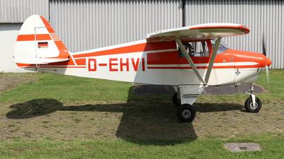 D-EHVI - Piper PA-22-108 Colt - Private