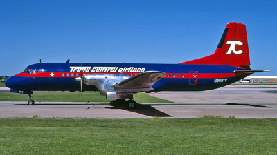 N902TC - NAMC YS-11-100  - Trans Central Airlines