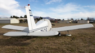 ZK-CUQ - Piper PA-28-140 Cherokee C - Private