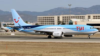 G-TUMD - Boeing 737-8 MAX - TUI