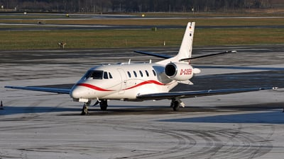 D-CSEB - Cessna 560XL Citation XLS Plus - Wuerth Aviation
