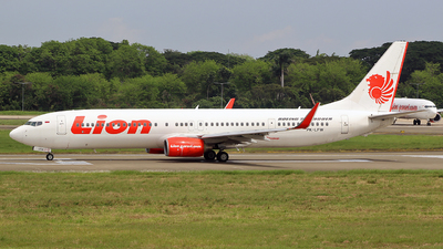 PK-LFW - Boeing 737-9GPER - Lion Air