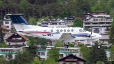 9H-RBA - Beechcraft B200GT Super King Air - Private