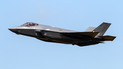 F-008 - Lockheed Martin F-35A Lightning II - Netherlands - Royal Air Force