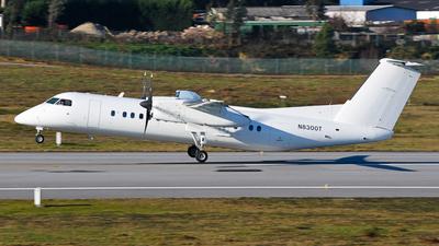 A picture of N8300T - De Havilland Canada Dash 8300 - [358] - © Luciano Silva