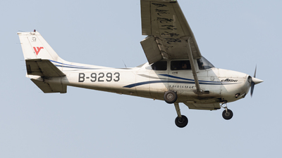 B-9293 - Cessna 172R Skyhawk - Civil Aviation Flight University of China