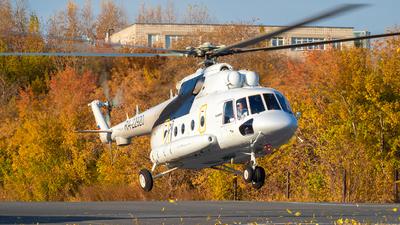 RA-22920 - Mil Mi-8AMT Hip - APK Vector