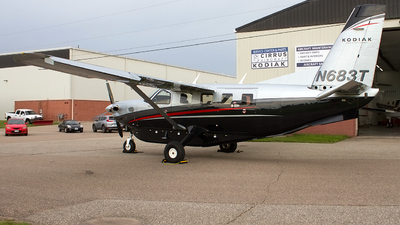 N683T - Quest Aircraft Kodiak 100 - Private