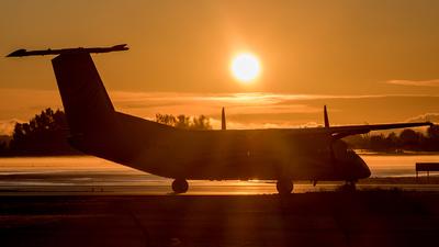 A picture of CFNXN - De Havilland Canada Dash 8300 - Air Creebec - © Mark Brandon