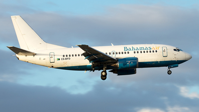 A picture of C6BFD - Boeing 7375H6 - Bahamasair - © Yixin Chen
