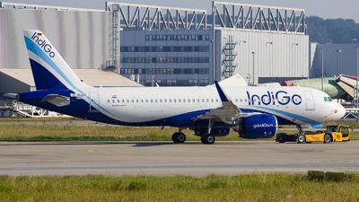 D-AUAK - Airbus A320-271N - IndiGo Airlines