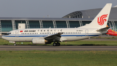 B-2613 - Boeing 737-79L - Air China